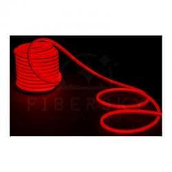 LED NEON FLEX czerwony 1m 80led