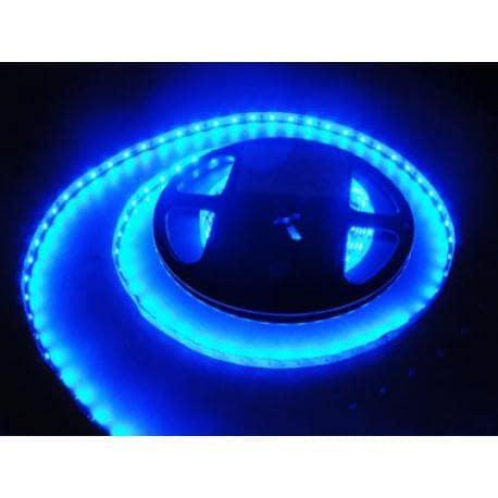 Taśma 300 LED 3528 IP44 niebieska 5m