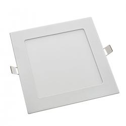 PANEL LED 12W KWADRAT NEUTRALNY