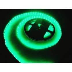 Taśma 300 LED 3528 IP44 zielona 5m