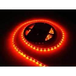 Taśma 300 LED 3528 IP44 czerwona 5m