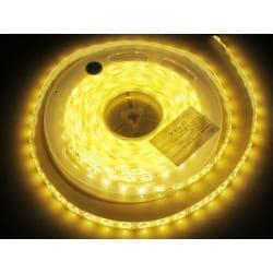 Taśma 300 LED 3528 IP65 biała ciepła 5m