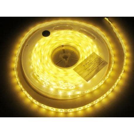 Taśma 300 LED PRO 3528 IP65 biała ciepła 5m 1050lm