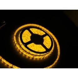 Taśma 300 LED 5050 IP65 żółta 5m 1050lm