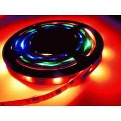 Taśma 300 LED 60LED/m 5050 IP65 RGB 5m