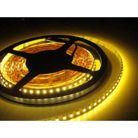 Taśma 600 LED 3528 IP33 biała ciepła 5m