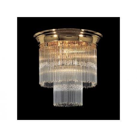 Nowość Żyrandol kryształowy ART DECO C450.14/30 - FIBERSKY ON72