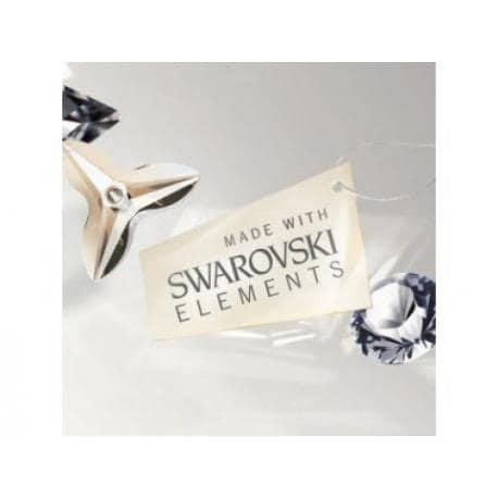 SWAROVSKI BREATH crystal sapphire
