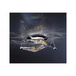 SWAROVSKI FUNTASY crystal topaz