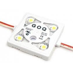 Moduł GOQ SAMSUNG 4x5050 RGB, kąt świecenia 150 stopni