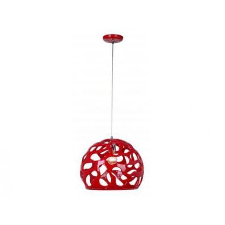 LAMPA WISZĄCA COSMIC RED