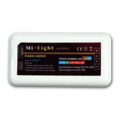 STEROWNIK do taśm LED RGB 3x6A 2.4GHz 4 strefy