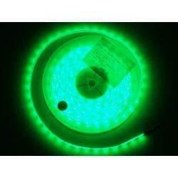 Taśma 300 LED PRO 3528 IP44 zielona 5m 1320lm