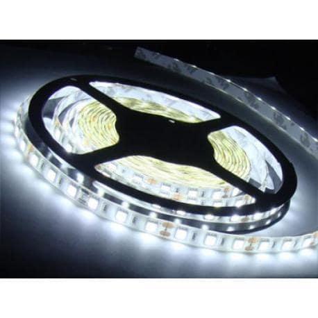Taśma 300 LED 60LED/m 5050 IP65 biały zimny 1m