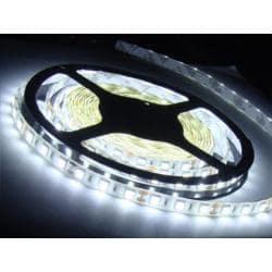 Taśma 300 LED 60LED/m 5050 IP65 biały zimny 5m